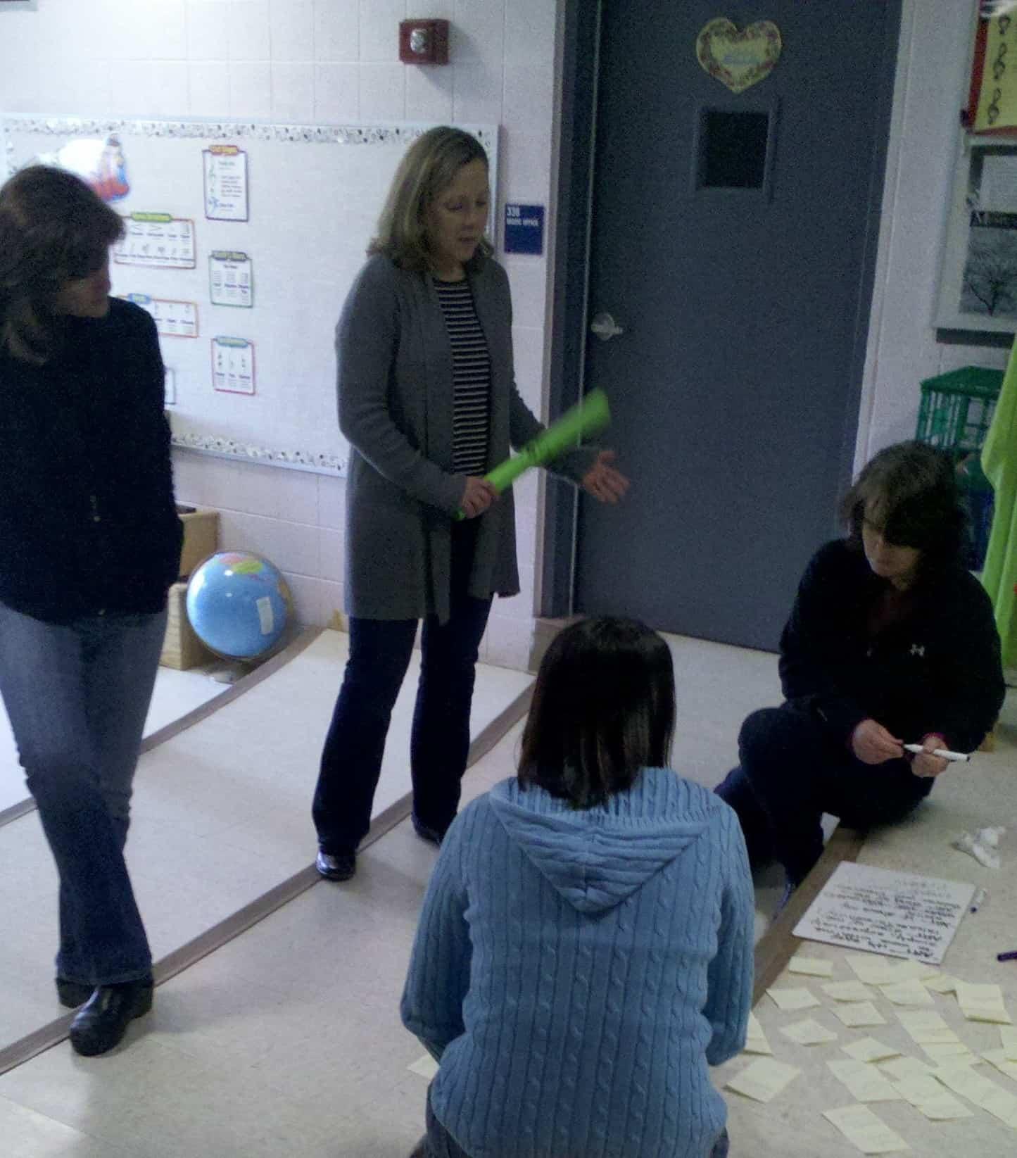 engaged teachers