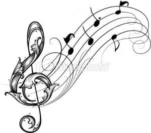 music leaves