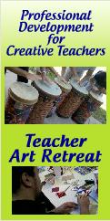 Teacher Art Retreat