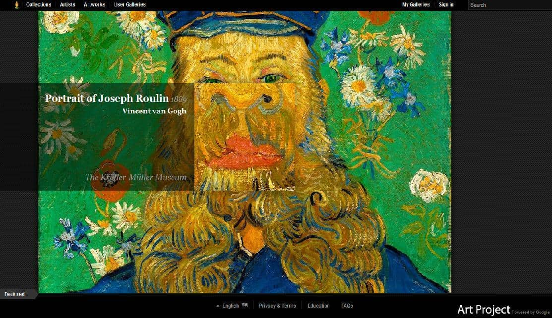 Visiting The World's Most Renowned Art Museums Through Google Art