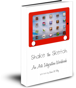 Shake the Sketch Review and Giveaway!
