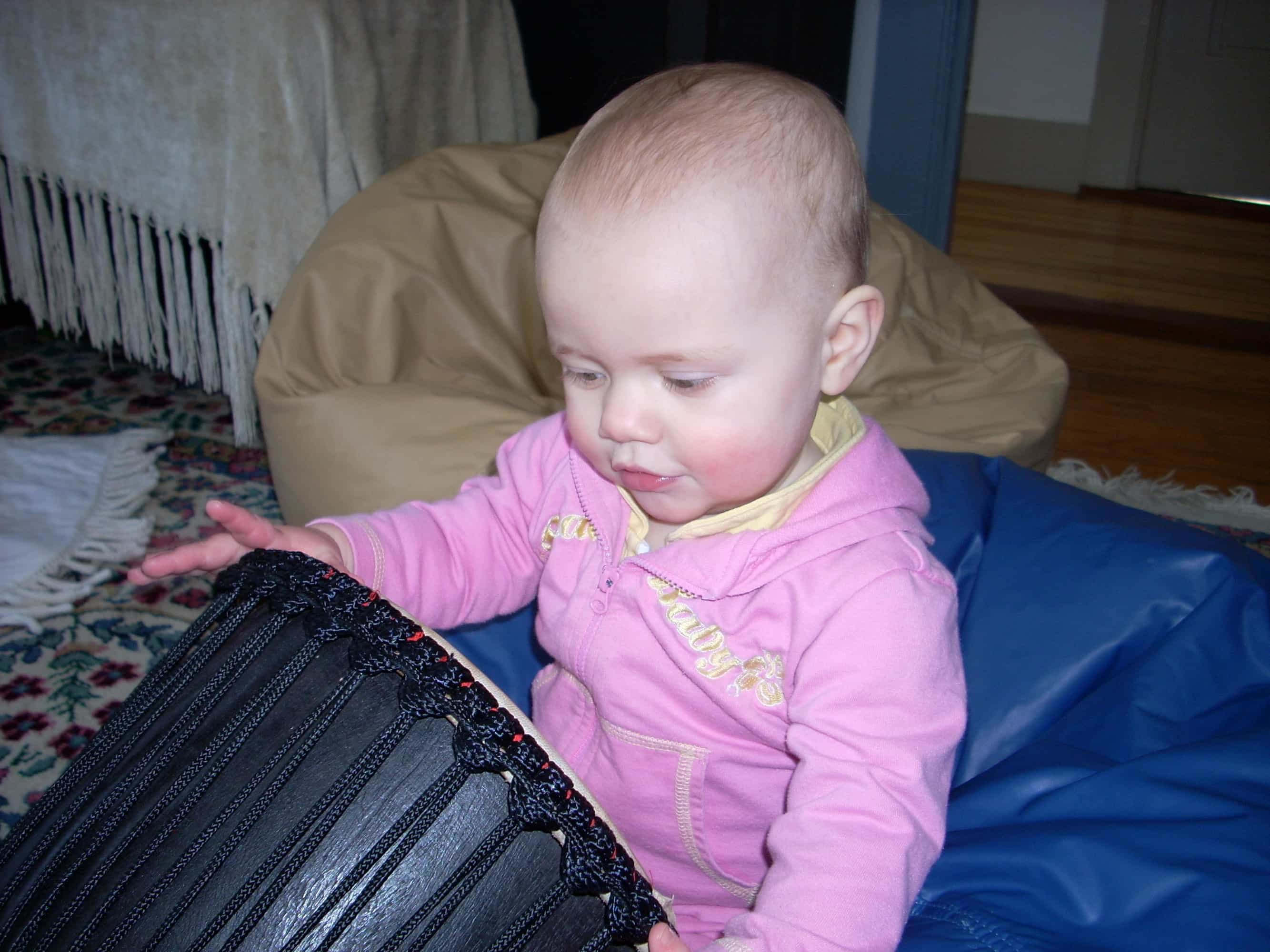 The Importance of Music in a Baby's Brain Development