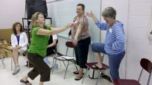 teachers drama