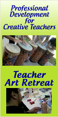 Teacher Art Retreat