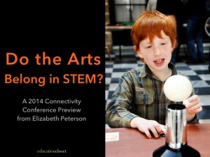 The Arts Belong in STEM!