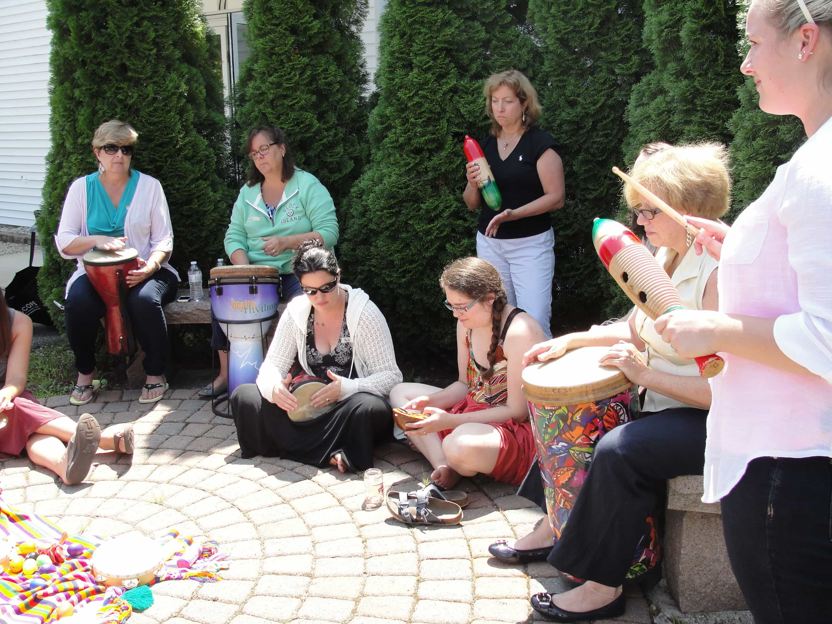 drumming lodge