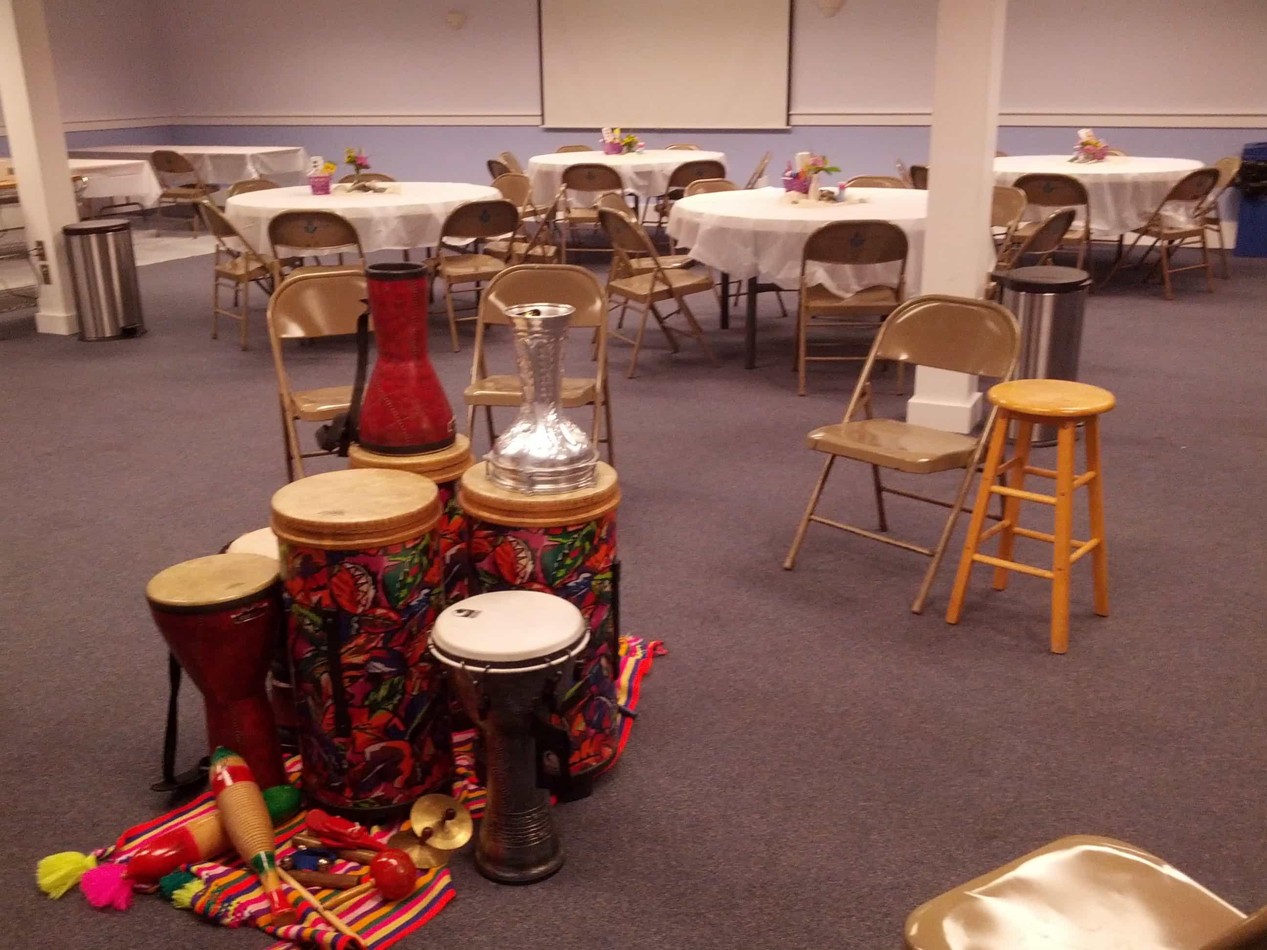 lodge drums