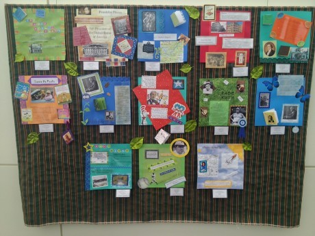 Displaying Student Work