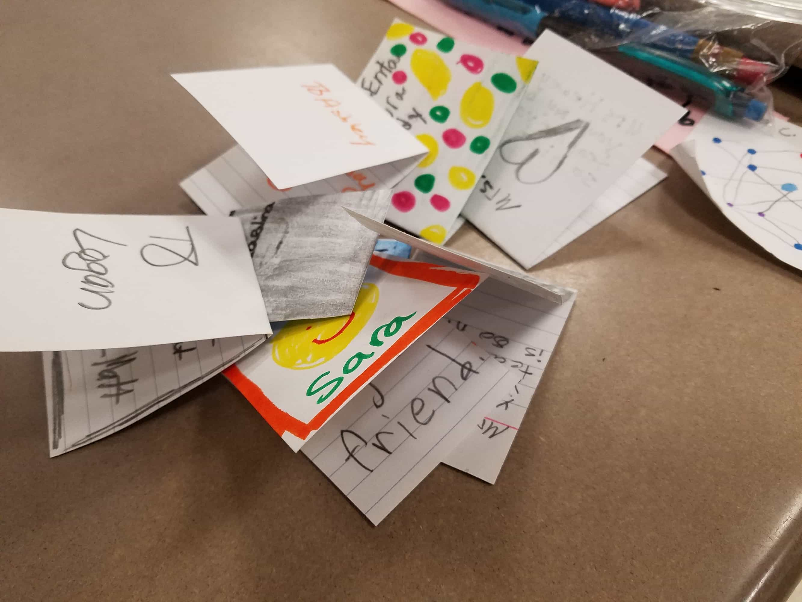 Friendly Friday Notes – SEL Activity for your Students