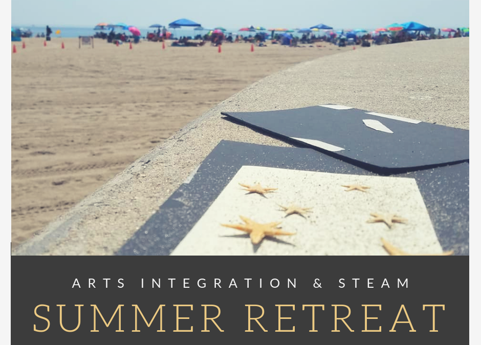 Arts Int & STEAM Retreat Course 2019