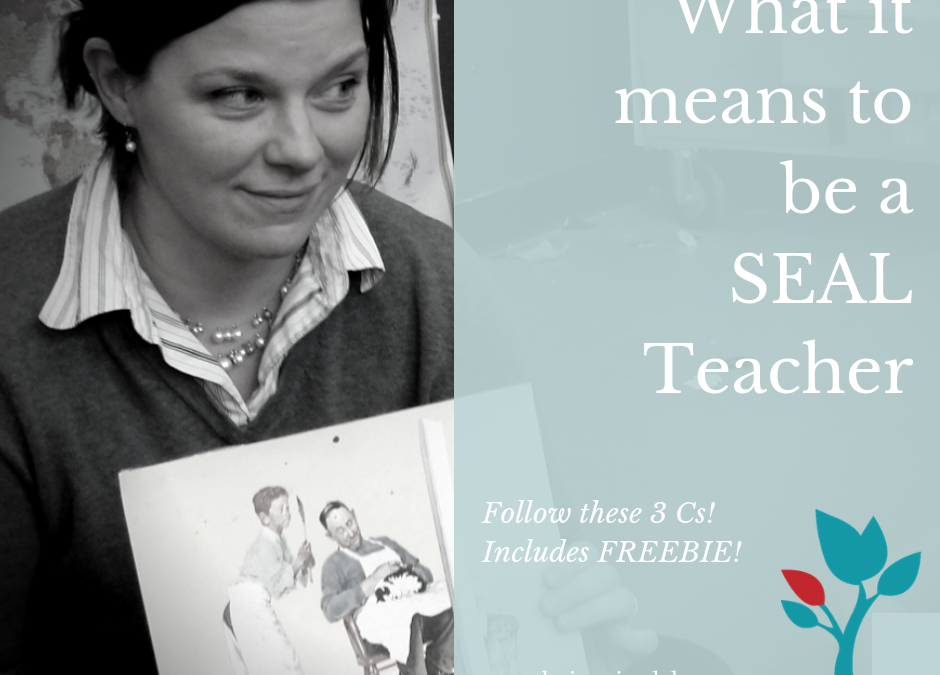 What it Means to Be a SEAL Teacher