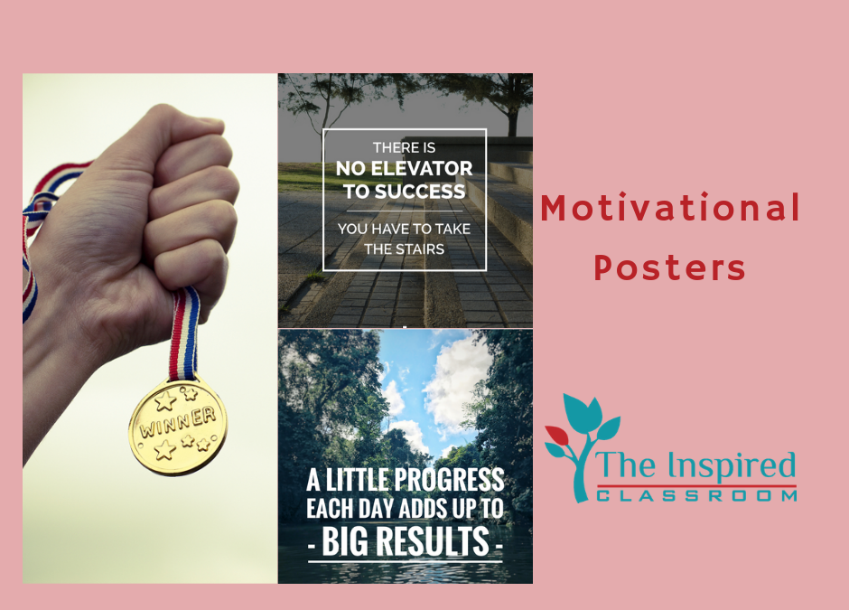 How Motivational Posters Help Students
