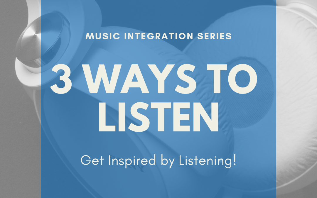 3 Ways to Listen to Music