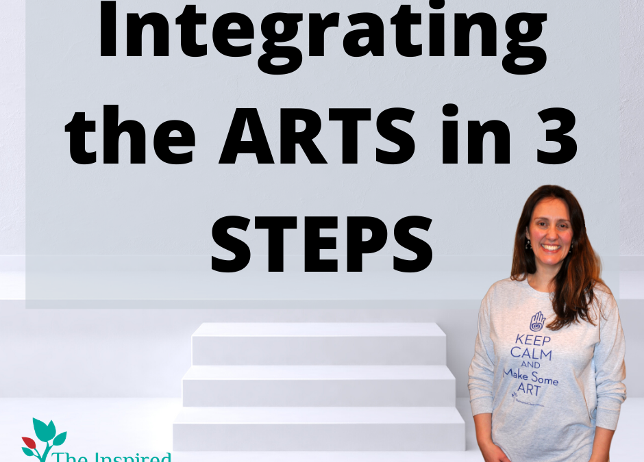 Integrating the Arts in 3 Steps