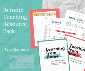 Remote Teaching Resource Pack