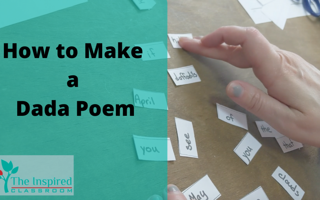 How to Make a Dada Poem