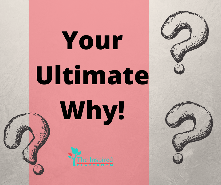 Your Ultimate Why
