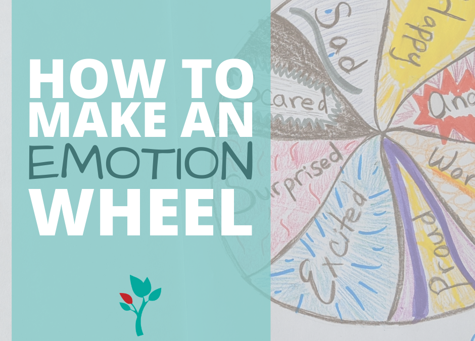 How to Make and Use an Emotional Wheel