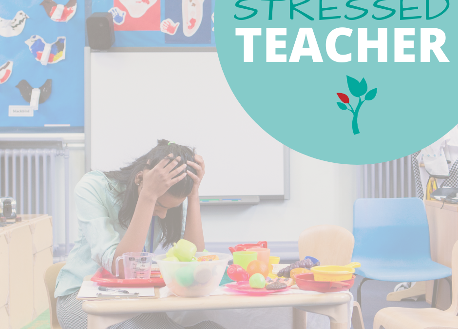 How to Deal With Stress as a Teacher