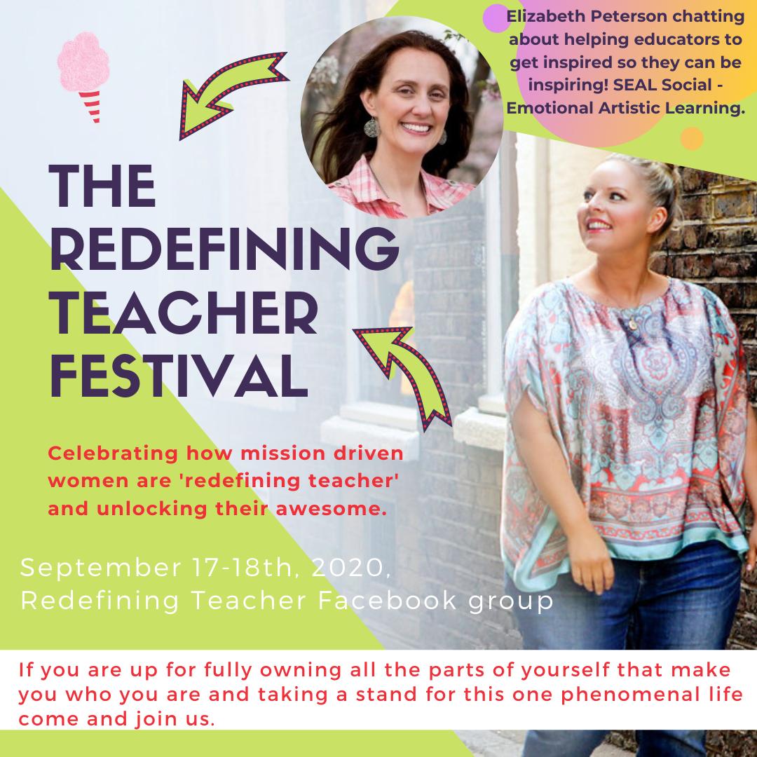 The Redefining Teacher Festival
