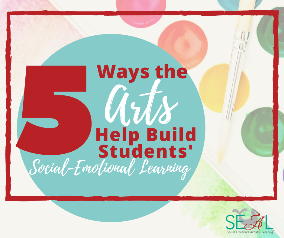 5 ways arts and sel
